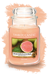 Delicious Guava Jar Candle