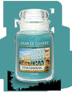 Viva Havana Jar Candle