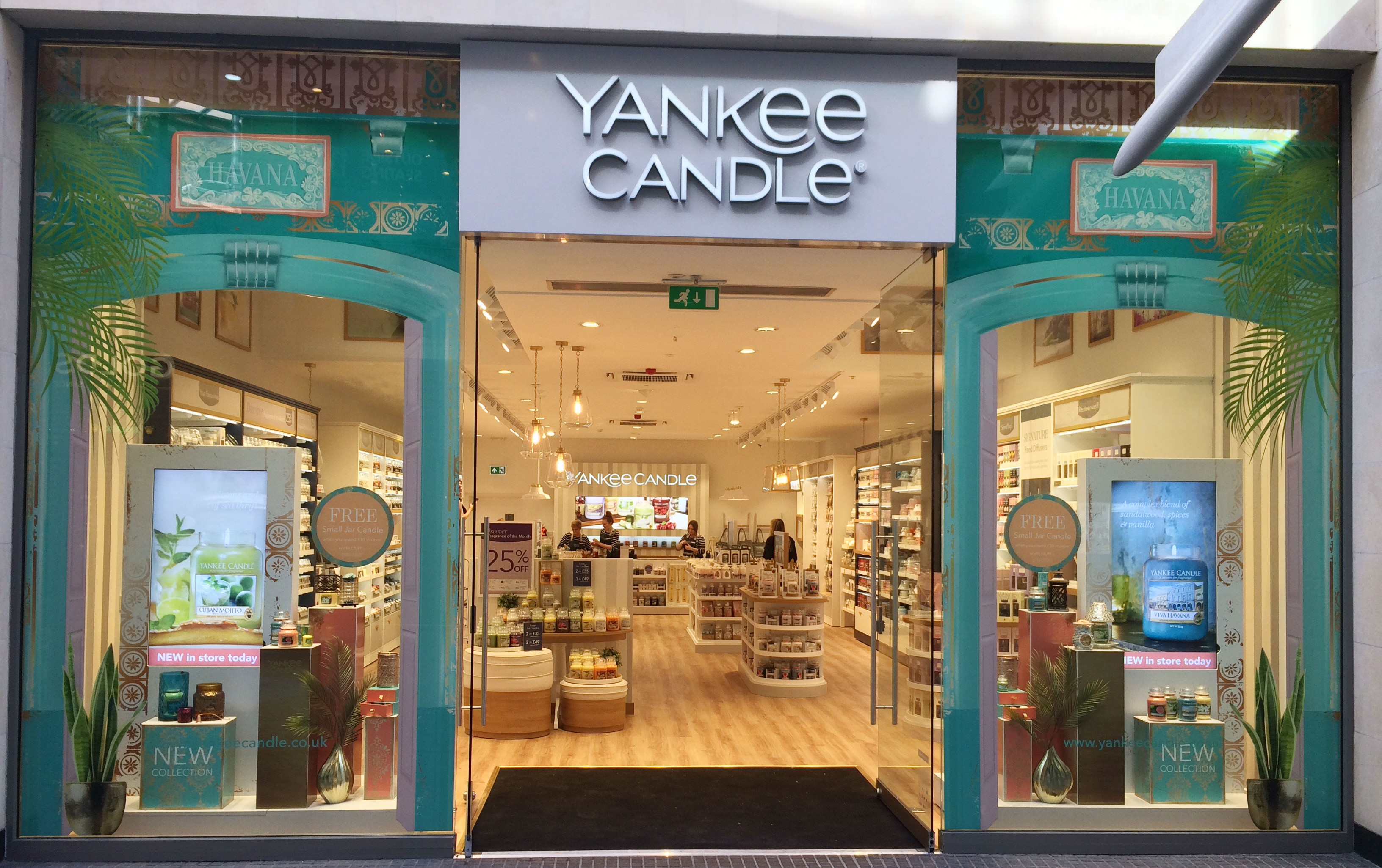 Bristol Candles Bristol Yankee Candle Store South West